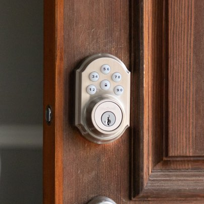 Greensboro security smartlock