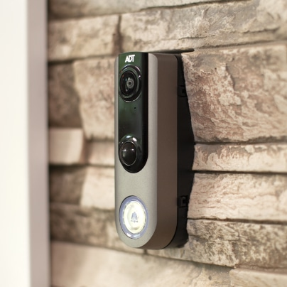 Greensboro doorbell security camera